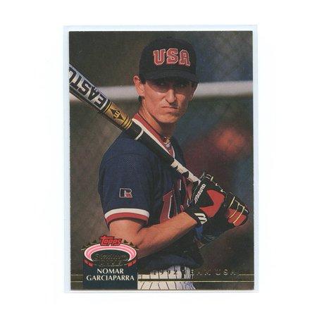 1993 Stadium Club Murphy 93 Nomar Garciaparra Red Sox Rookie Card