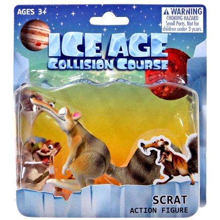 Scrat Ice Age - Ice Age Collision Course Scrat Action Figure