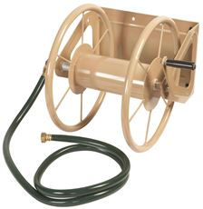 Liberty Garden 3-In-1 Hose Reel, Tan by Liberty Garden Products