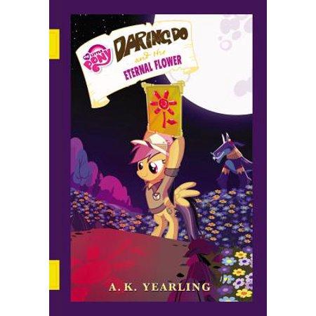 Flower Pony Holder (My Little Pony: Daring Do and the Eternal Flower - eBook )