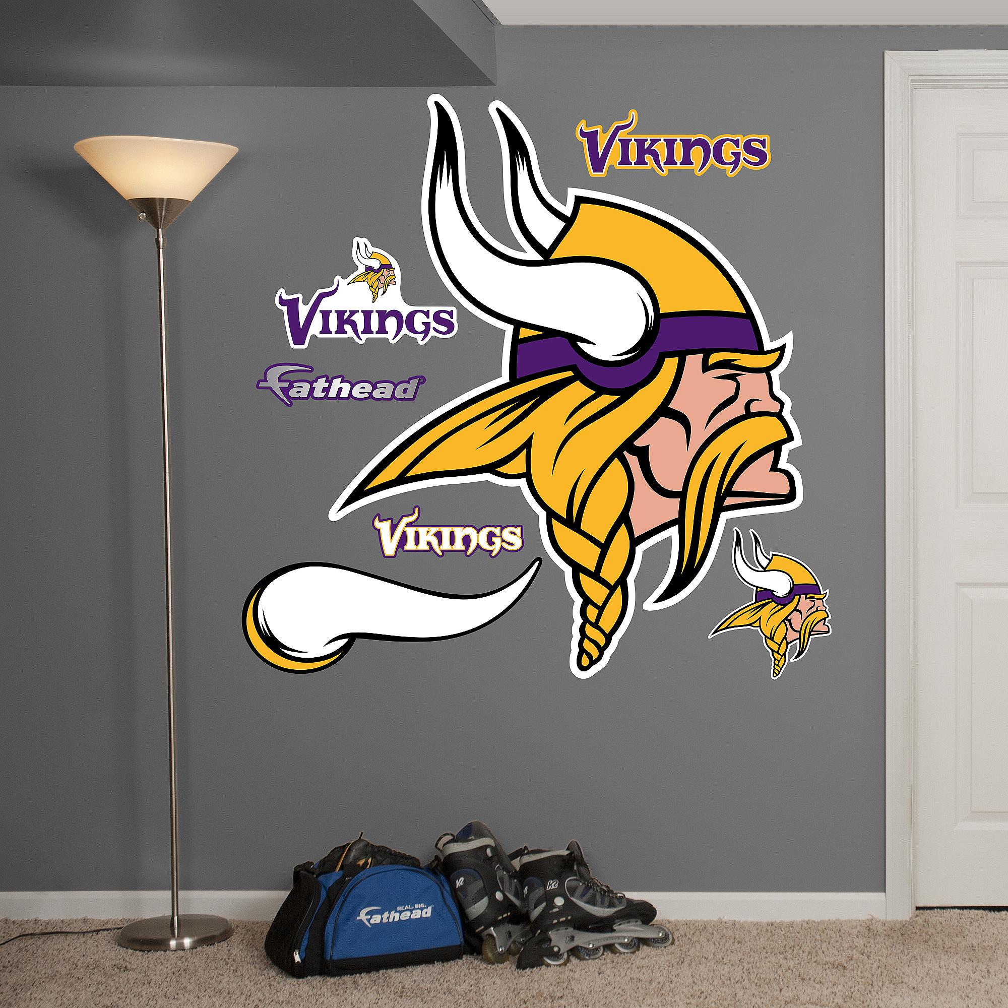 Minnesota Vikings 2013 RealBig Logo