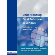 Understanding Pupil Behaviour in School - eBook