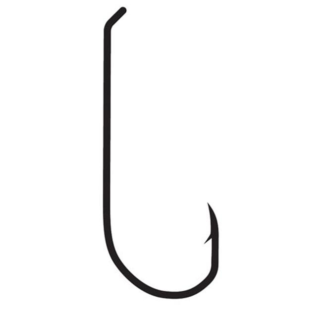 Gamakatsu 08405-25 S10 Standard Downeye Fishing Hook Size 10 Pack of 25