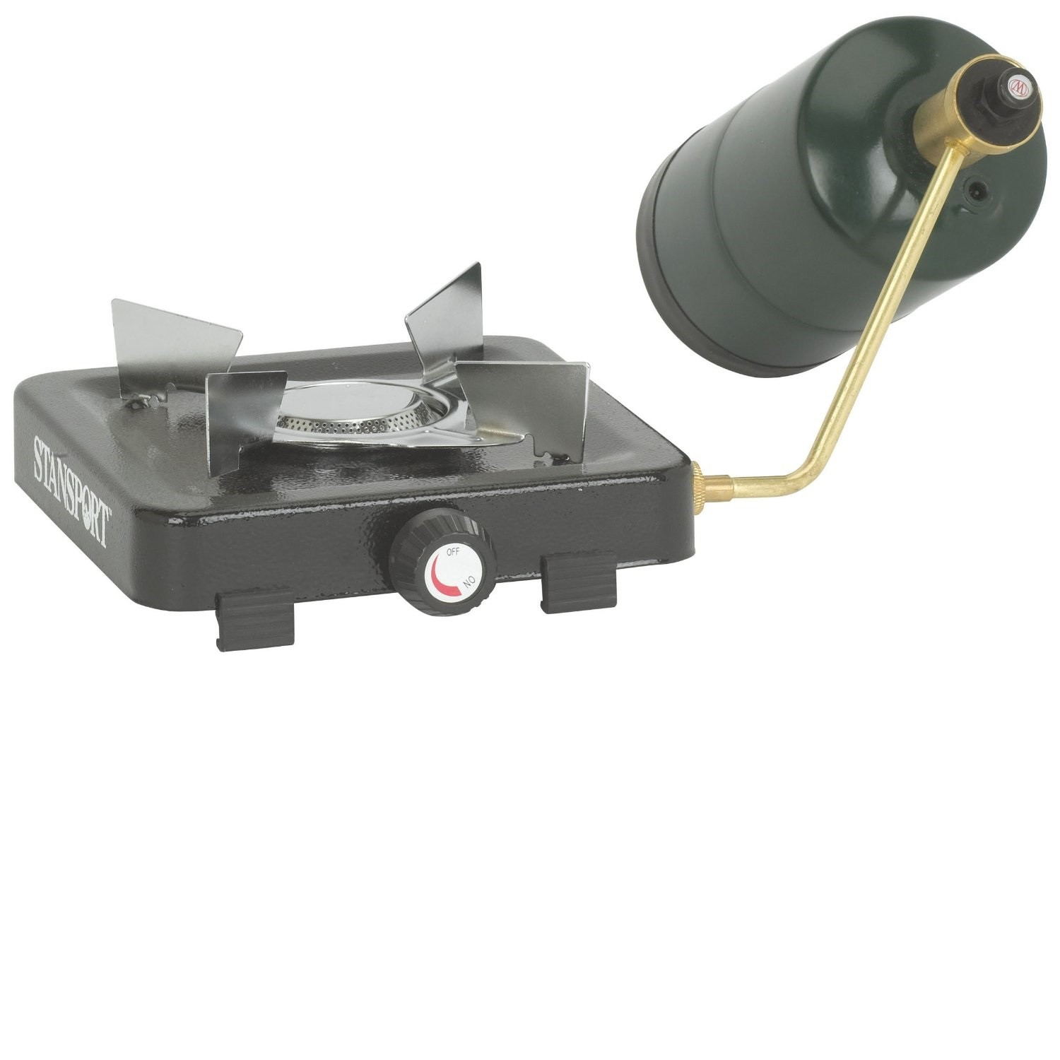 Stansports Single Burner Propane Stove by Stansport