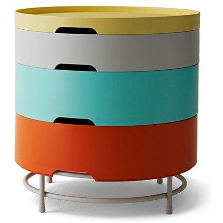 Ikea Ps 2017 Storage Table Multicolor