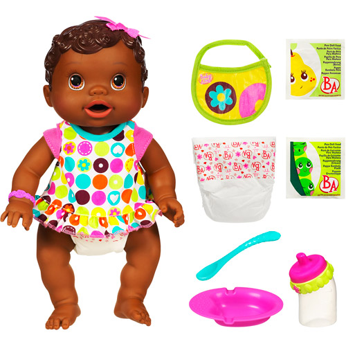 Baby Alive Changing Time Baby Doll African American