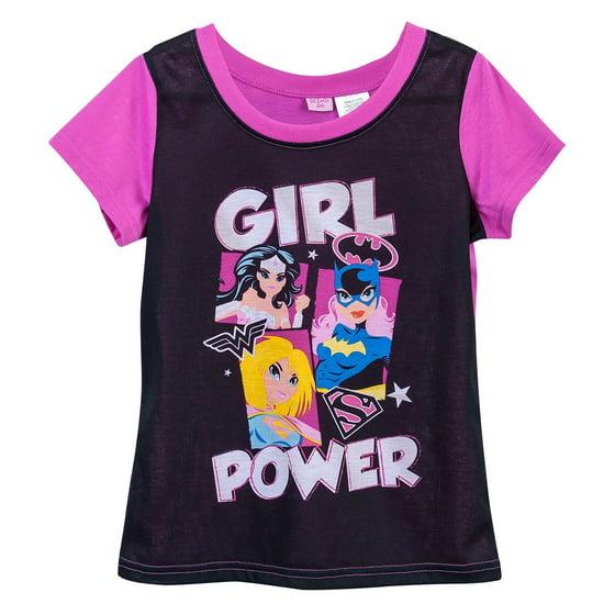 5f65074915 Dc - DC Comics Superhero Girls Power 2-Piece Pajama Set Wonder Woman ...