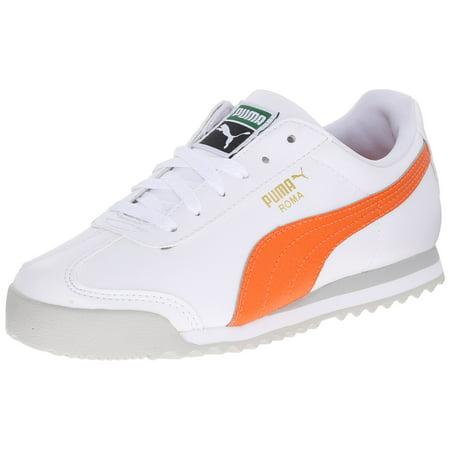 PUMA - PUMA Roma Basic JR Sneaker (Little Kid Big Kid)  165a2afd60