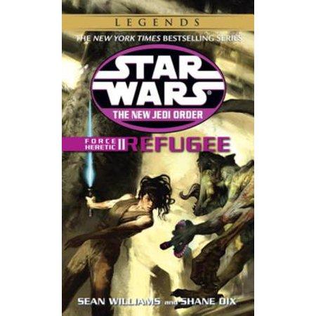 9a Legend - Refugee: Star Wars Legends (The New Jedi Order: Force Heretic, Book II) - eBook
