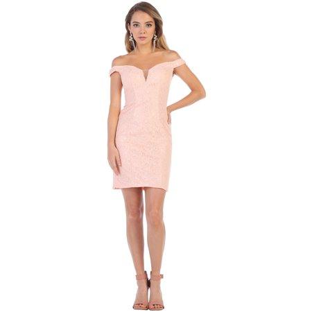 Formal Dress Shops Inc Short Homecoming Designer Dress Walmart Com