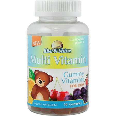 Kids Multi Vitamin Gummy Vitamins Dietary Supplement Gummies, 90 count