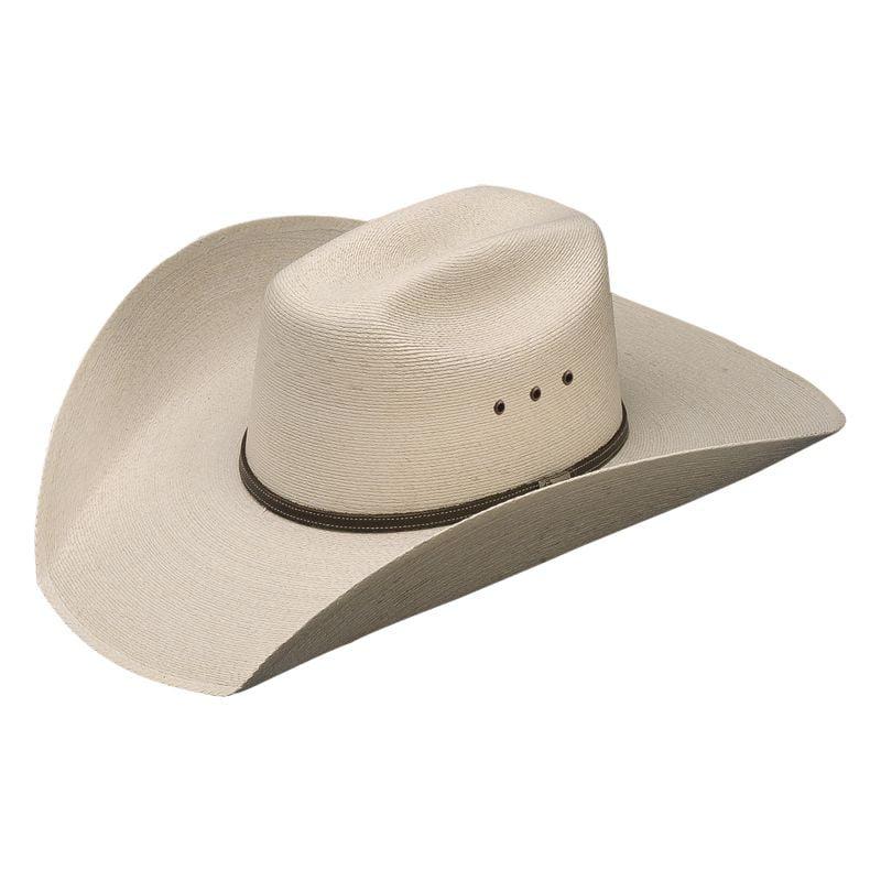 Cattleman Low Crown Cowboy Straw Hat