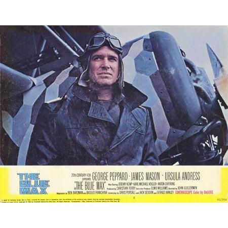 The Blue Max Poster Movie G Mini Promo