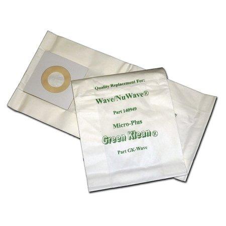 Windsor Wave - Windsor Wave Vacuum Bags by Green Klean Case