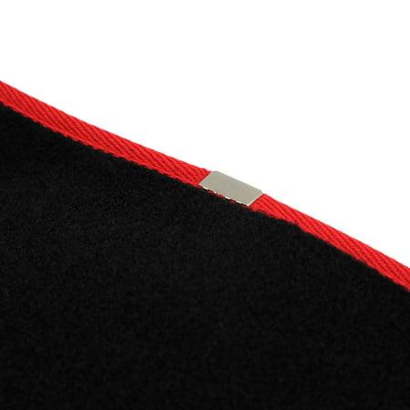 Car Dash Sun Cover Dashboard Mat Carpet Pad for Volkswagen VW Golf MK7 2014-2016 - image 4 of 5