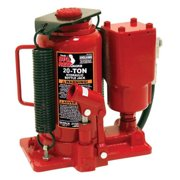 Torin TA92006 Big Red Air Hydraulic Bottle Jack, 20 Ton Capacity
