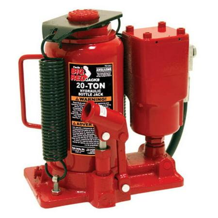 Torin TA92006 Big Red Air Hydraulic Bottle Jack, 20 Ton (Air Bottle Jack)