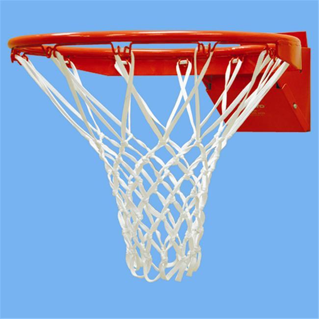 Jaypro Sports GBA-342A Comp Scholastic Breakaway Goal-Adjustable