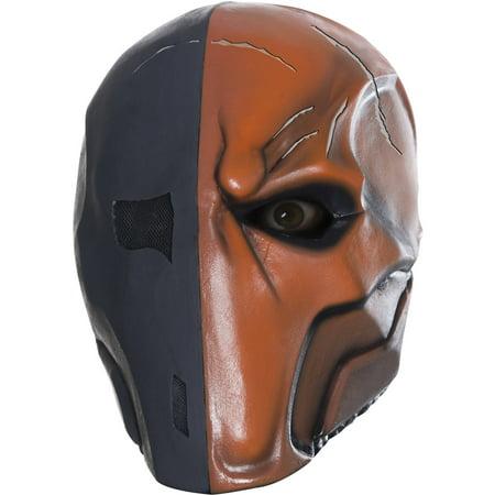 Deathstroke Mask Adult Halloween Accessory (Deathstroke Mask Halloween)