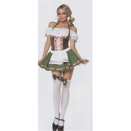 - Costumes For All Occasions Ua83311Xl Gretchen Beer Garden Xlarge