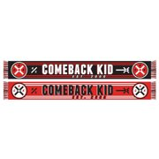 Comeback Kid Men's H/C Neck Ties & Scarves Red