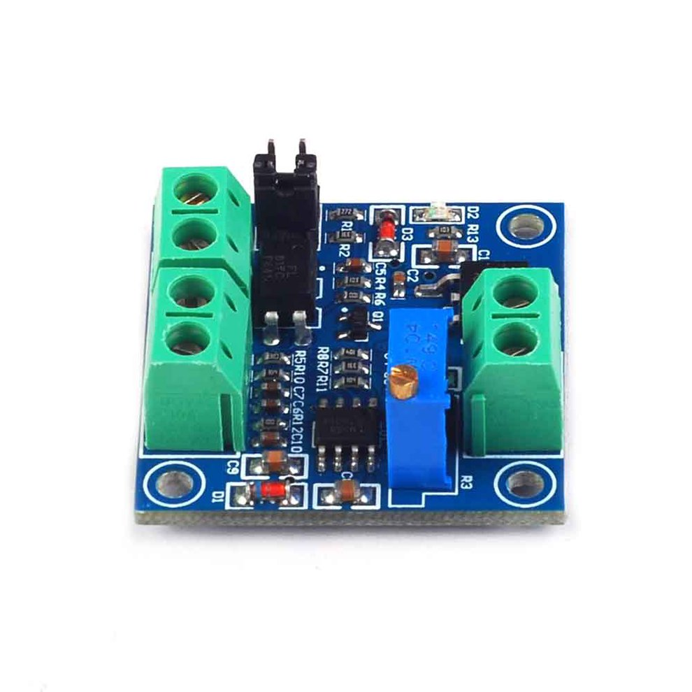 Xd-39A Pwm To Voltage Module 0/%-100/% Pwm Conversion To 0-10V Voltage Module /&k