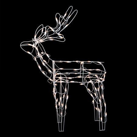 Lighted Reindeer - 46