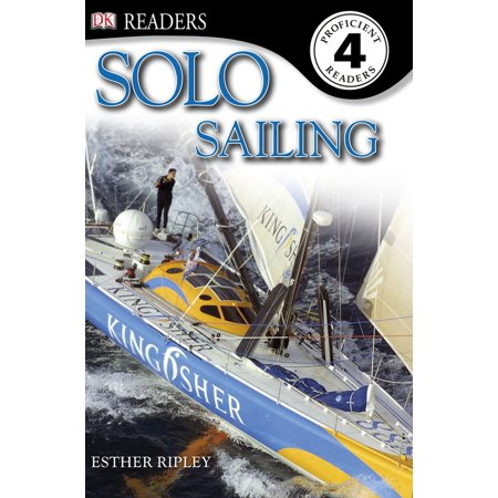 DK Readers: Solo Sailing - eBook