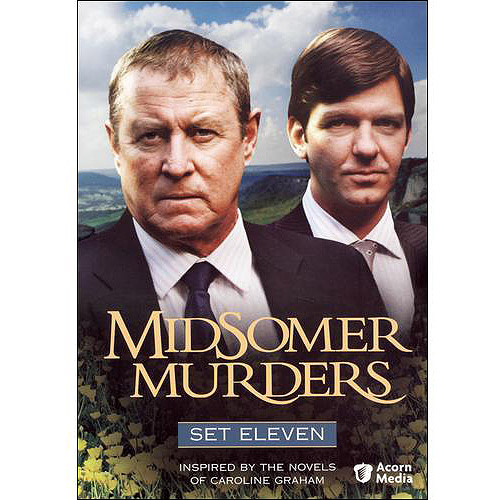 Midsomer Murders: Set 11 (Widescreen)
