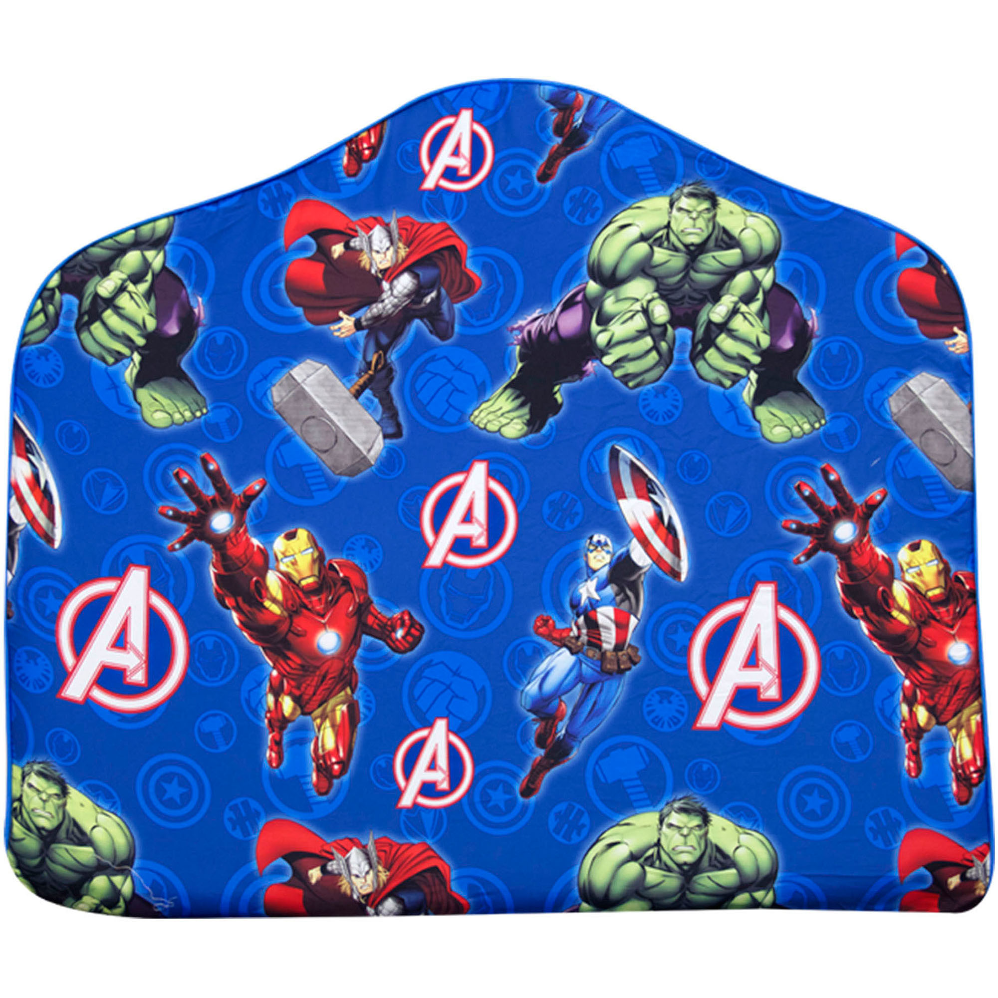 Marvel Avengers Headboard Cover