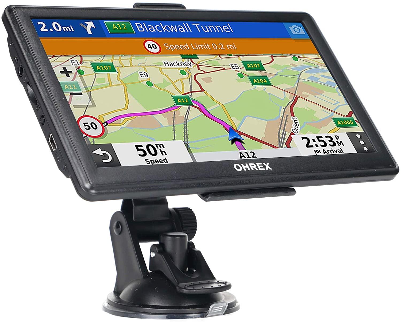 奥雷克斯GPS导航系统