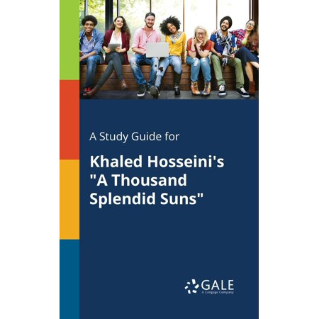 A Study Guide for Khaled Hosseini's  A Thousand Splendid Suns  (Paperback) A Study Guide for Khaled Hosseini's  A Thousand Splendid Suns,  excerpted from Gale's acclaimed Literary Newsmakers for Students. This concise study guide includes plot summary; character analysis; author biography; study questions; historical context; suggestions for further reading; and much more. For any literature project, trust Literary Newsmakers for Students for all of your research needs.