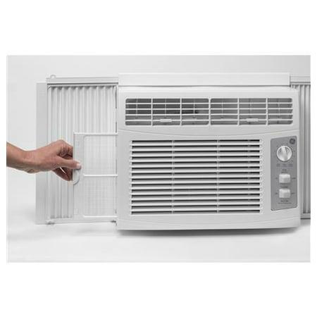 Ge Room Air Conditioner - GE 5,050 BTU Mechanical Room Air Conditioner - 115 Volt