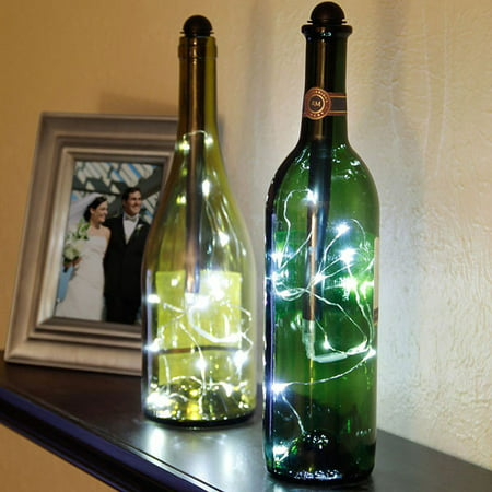 Light My Bottle LED String Light (Set of 2)