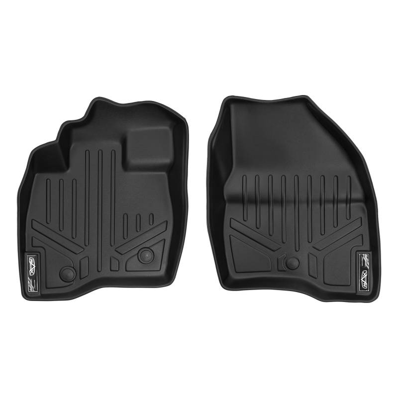 Maxliner 2017 2019 Ford Explorer Floor Mats First Row Set