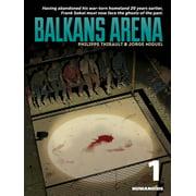 Balkans Arena - eBook