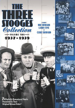 The Three Stooges Collection: Volume Two 1937-1939 (DVD) by Sony Pictures Home