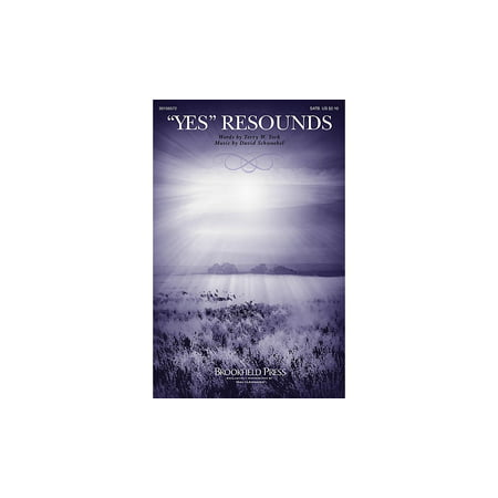 Brookfield Yes Resounds SATB composed by David Schwoebel - Toys R Us Brookfield