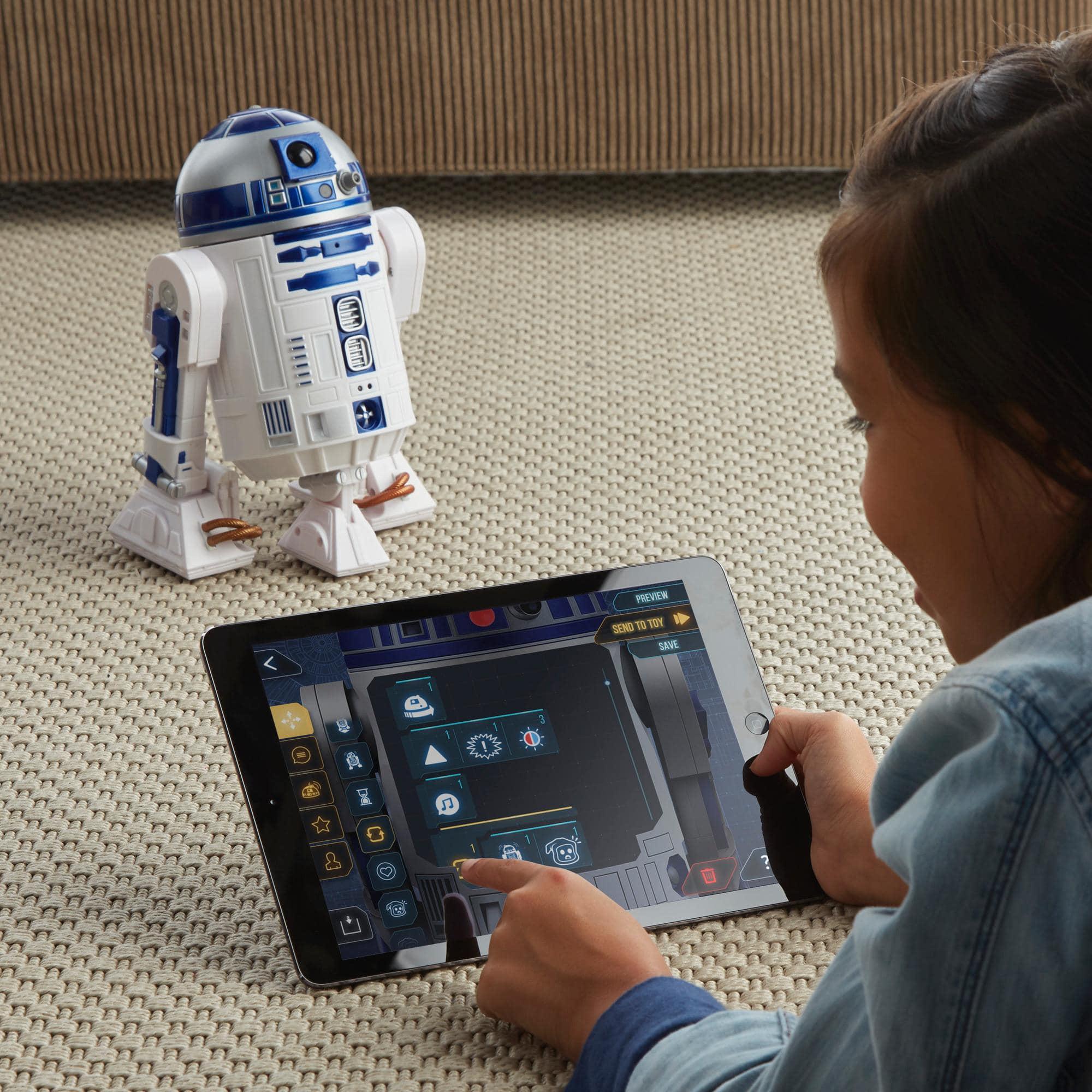 star wars smart r2 d2 walmart exclusive walmart com rh walmart com R2-D2 and Android Wallpaper Green Android R2-D2