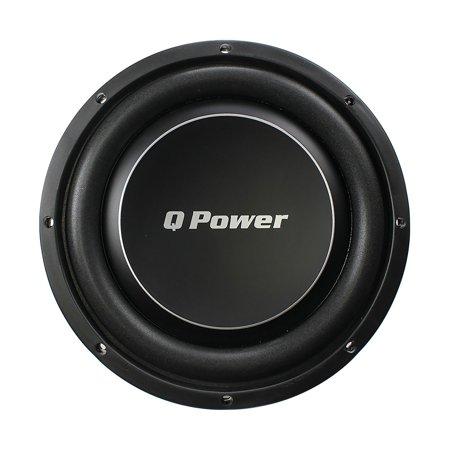 12 Inch Flat 1200 Watt Audio Subwoofer For Car Sound System Subwoofer  -