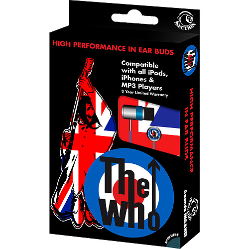 Victory Multimedia The Who In Ear Buds