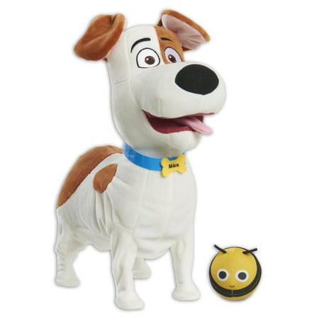 Secret Life of Pets 2 Movin' & Chat Max (Pet Video Chat)