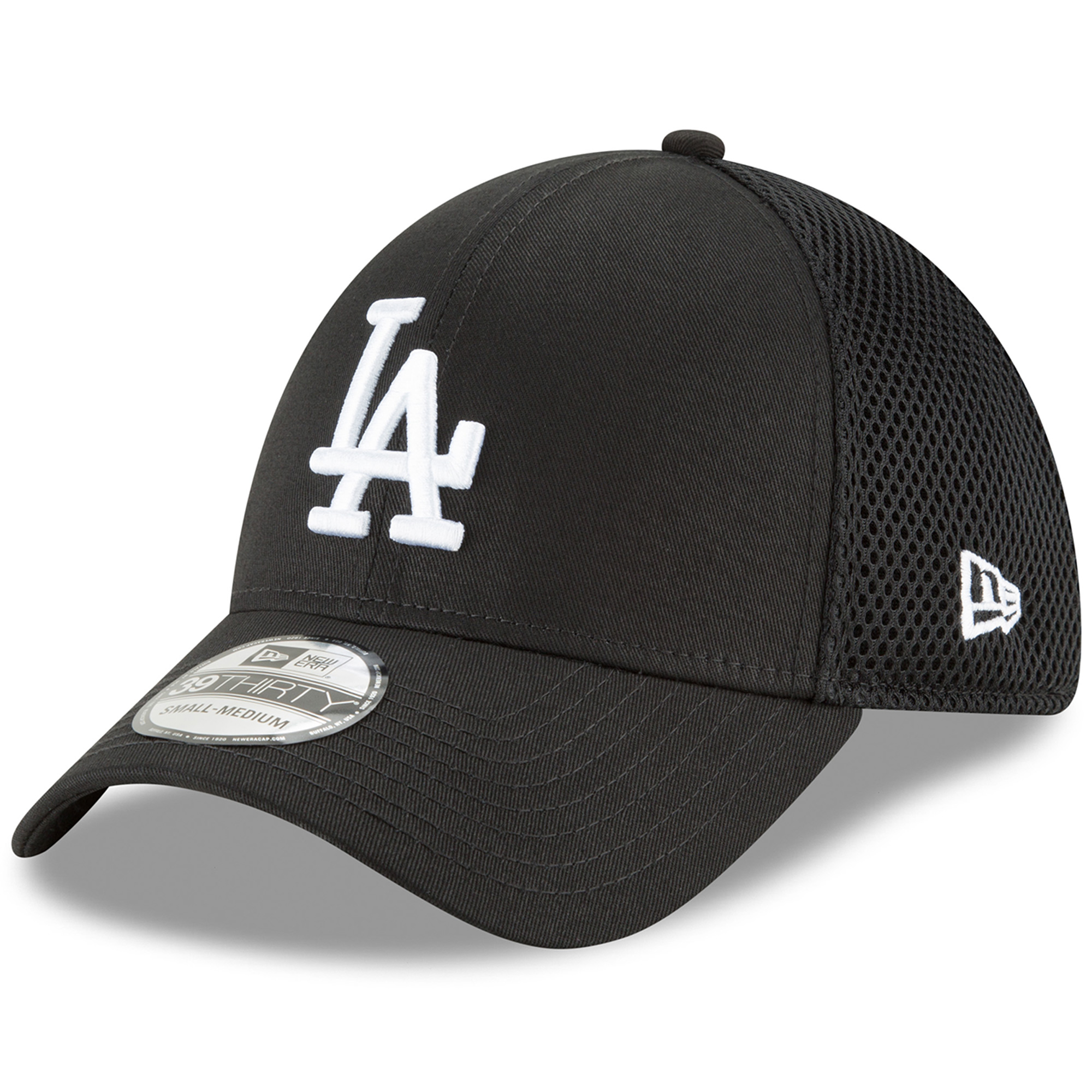 amazing price meet look good shoes sale Los Angeles Dodgers New Era Neo 39THIRTY Unstructured Flex Hat ...