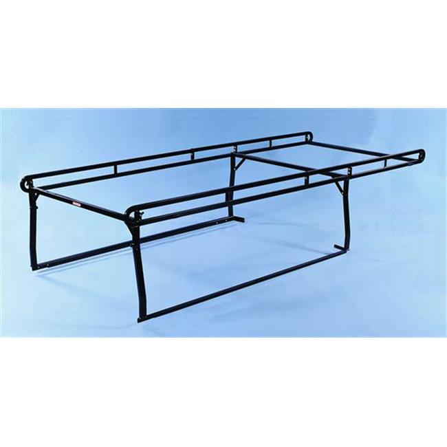 Weatherguard 1275 Steel Ladder Rack, Black