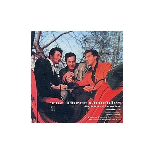 The Three Chuckles: Tommy Gilberto (vocals, bass); Tommy Romano (guitar, background vocals); Phil Benti (accordion).<BR>Includes liner notes by Mark Marymont.