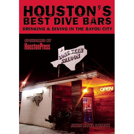 Houston's Best Dive Bars - eBook