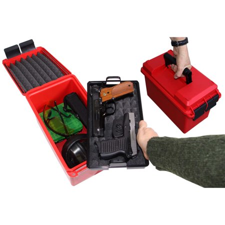 Handgun Conceal Carry Case Red (Handgun Conceal Carry Case)