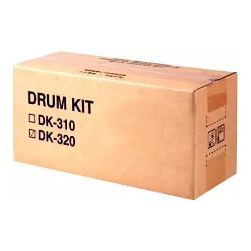 OEM Kyocera Mita FS-3040MFP Drum Unit - Black