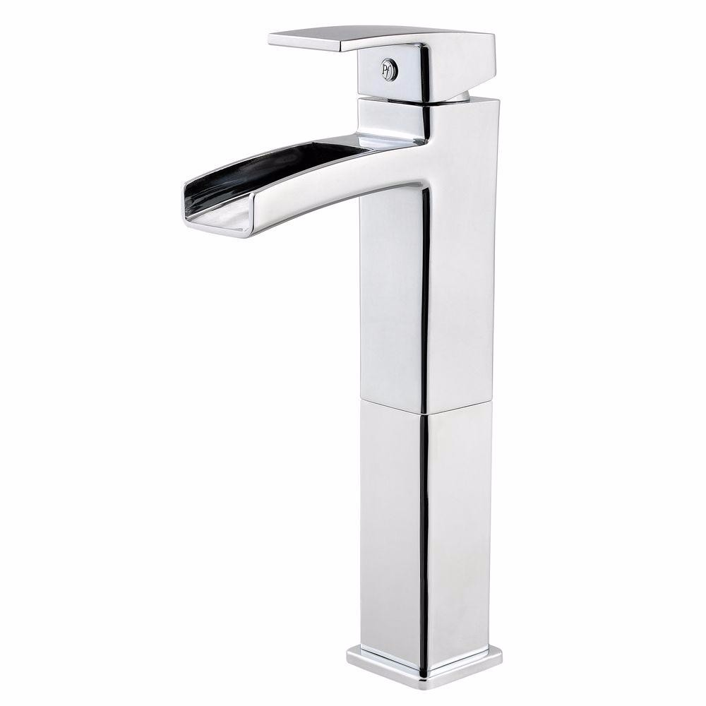 Pfister Kenzo Bathroom Faucet LG40-DF0C Chrome by Pfister