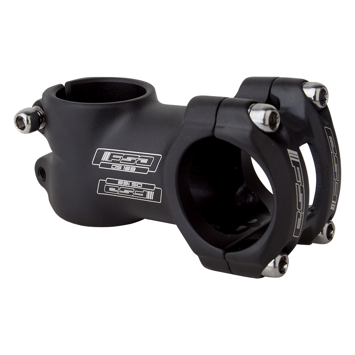 STEM FSA OMEGA 60mm +/-6d 31.8 BK